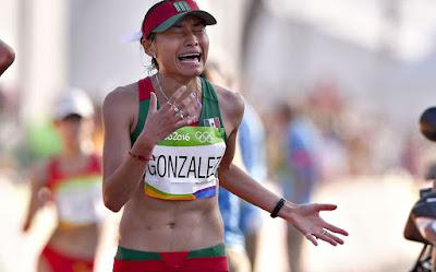 ¡LUPITA GONZALEZ SUSPENDIDA POR DOPING!