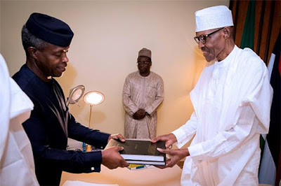 Buhari, Osinbajo Attacked Over Positions On Restructuring