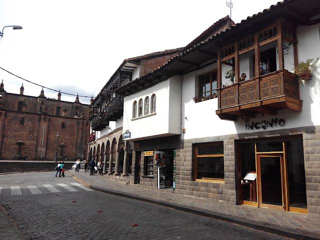Calle Santa Catalina Angosta, Cuzco