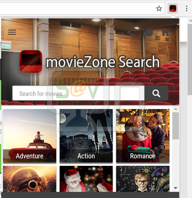 MovieZone Search (Extensión)