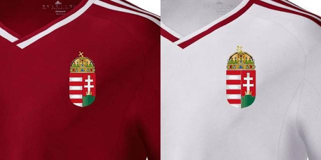 Camisas da Hungria 2016-2017 Adidas Eurocopa - Só Mantos aa7d11b2f8c85