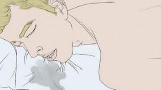 Aν έχετε σάλια στο μαξιλάρι σας όταν ξυπνάτε είστε πολύ τυχεροί