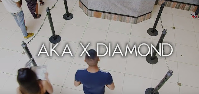 "AKA and Diamond Platnumz ""Make Me Sing"" Video"