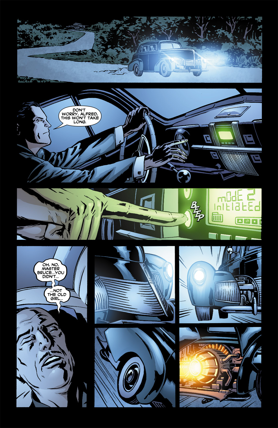 Detective Comics (1937) 815 Page 15
