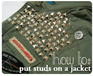 How To Put On Studs 27