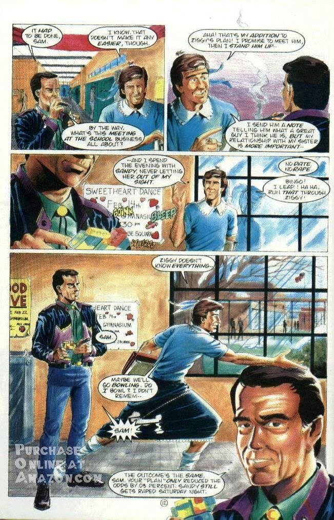 Read online Quantum Leap comic -  Issue #6 - 13