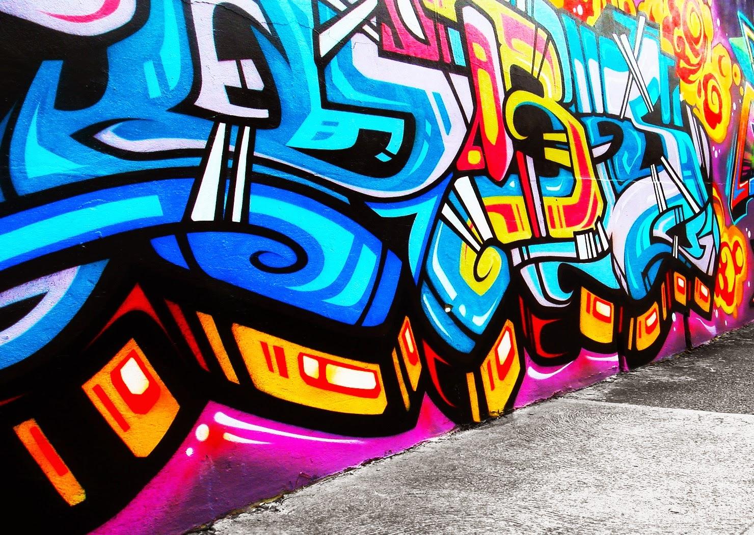 Graffiti event και μουσικό live στο Πανεπιστήμιο Πατρών