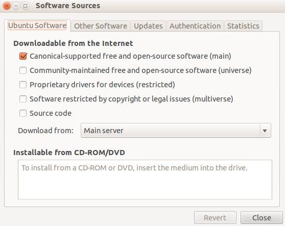 Musings on Software: Ubuntu apt-get 'package has no installation