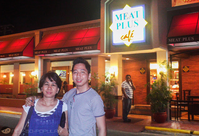 The Popular Meat Plus Cafe in Subic