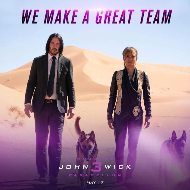 John Wick 3 to Hit Local Cinemas This Weekend! #JohnWick3_SA @NutsAboutMovies