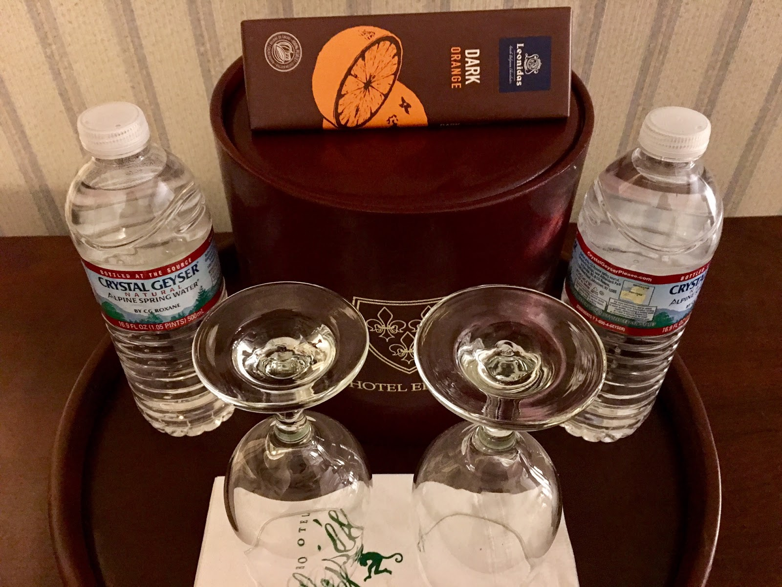 Hotel Elysee Amenities
