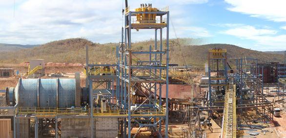 Resultado de imagem para mineradora Yamana Gold