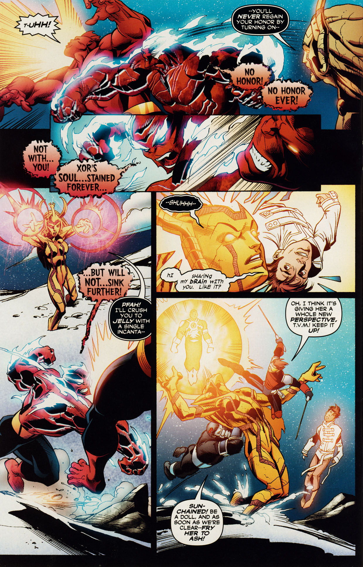 Read online Trinity (2008) comic -  Issue #47 - 11