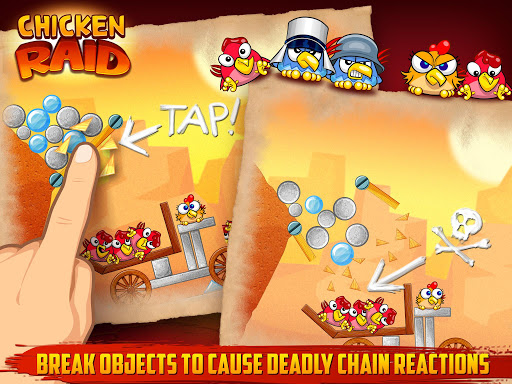 Chicken Raid Apk 1.0 Direct Link