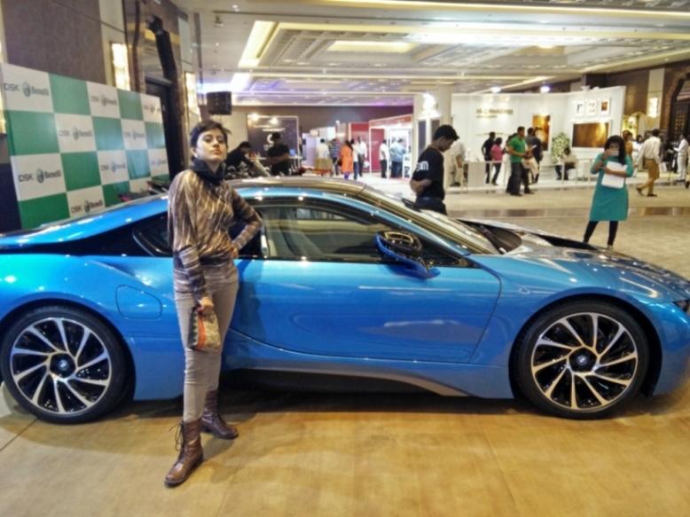 Cars Bikes At Indian Luxury Expo Part 1 Chennai Tamil Nadu