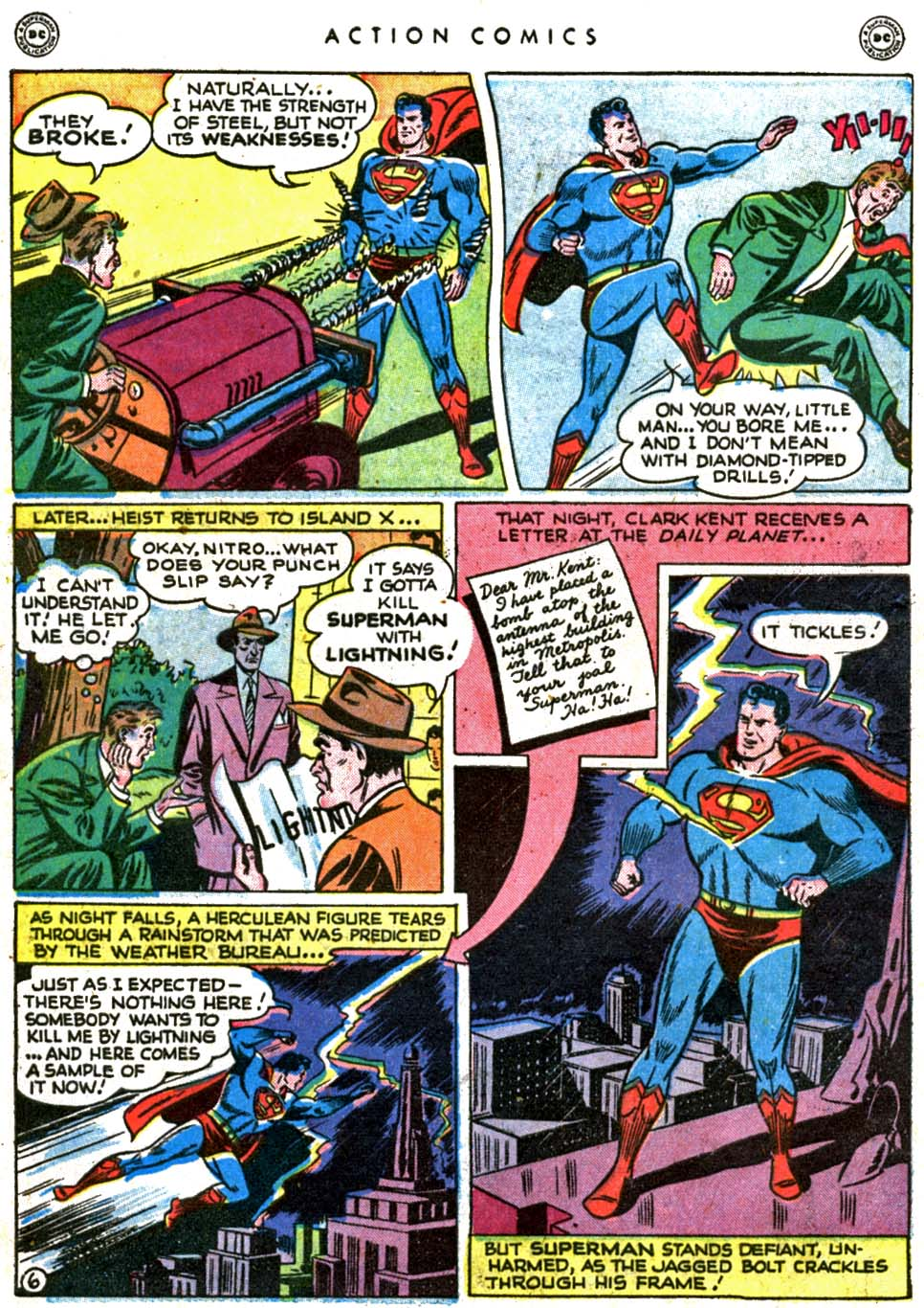 Read online Action Comics (1938) comic -  Issue #123 - 8