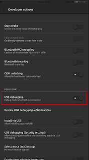 Cara Mengaktifkan USB Debugging Mode Developer di hp Xiaomi