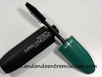 Máscara Super Length de Revlon