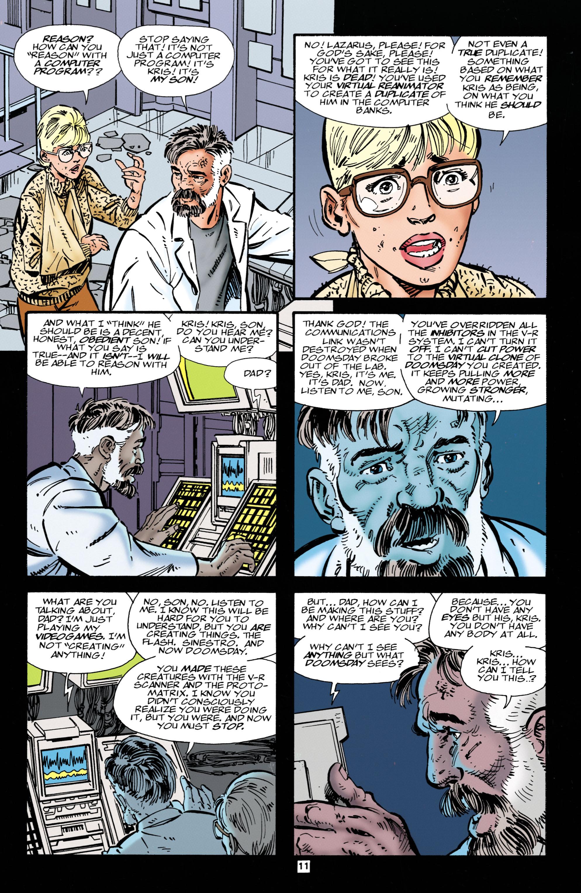 Read online Wonder Woman (1987) comic -  Issue #111 - 11