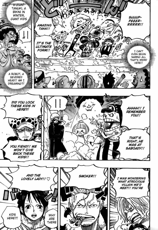 One Piece 660