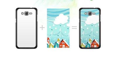 Cara Desain Mockup Casing Hp Samsung J7 Pro