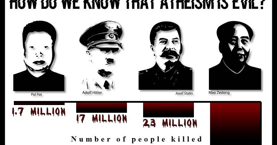 sacerdotus  study  atheists are serial killers