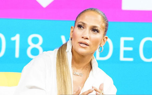 Take On The Role In The Film ' Hustlers ', Jennifer Lopez Will Be A Stripper