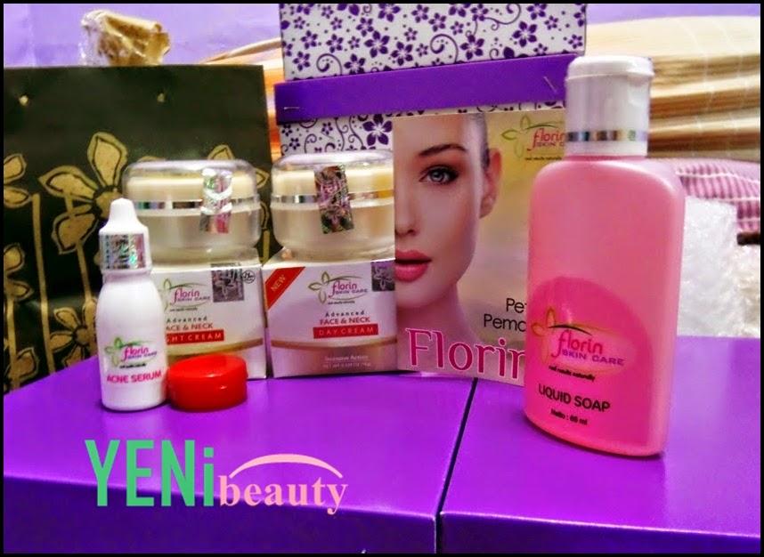 Paket Florin Skin Care