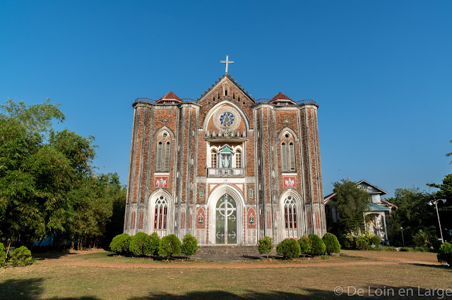 Holy Family Cathedral- Mawlamyine - Birmanie - Myanmar