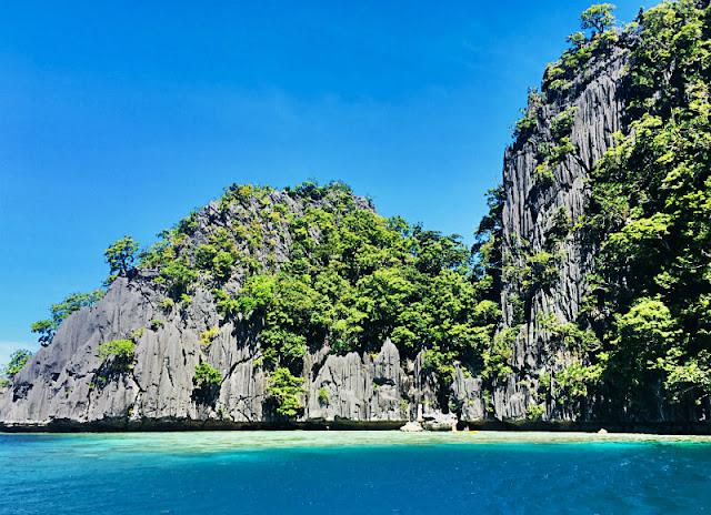 Twin Lagoon, Coron Island, Palawan