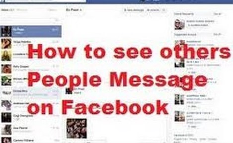 check other messages on facebook
