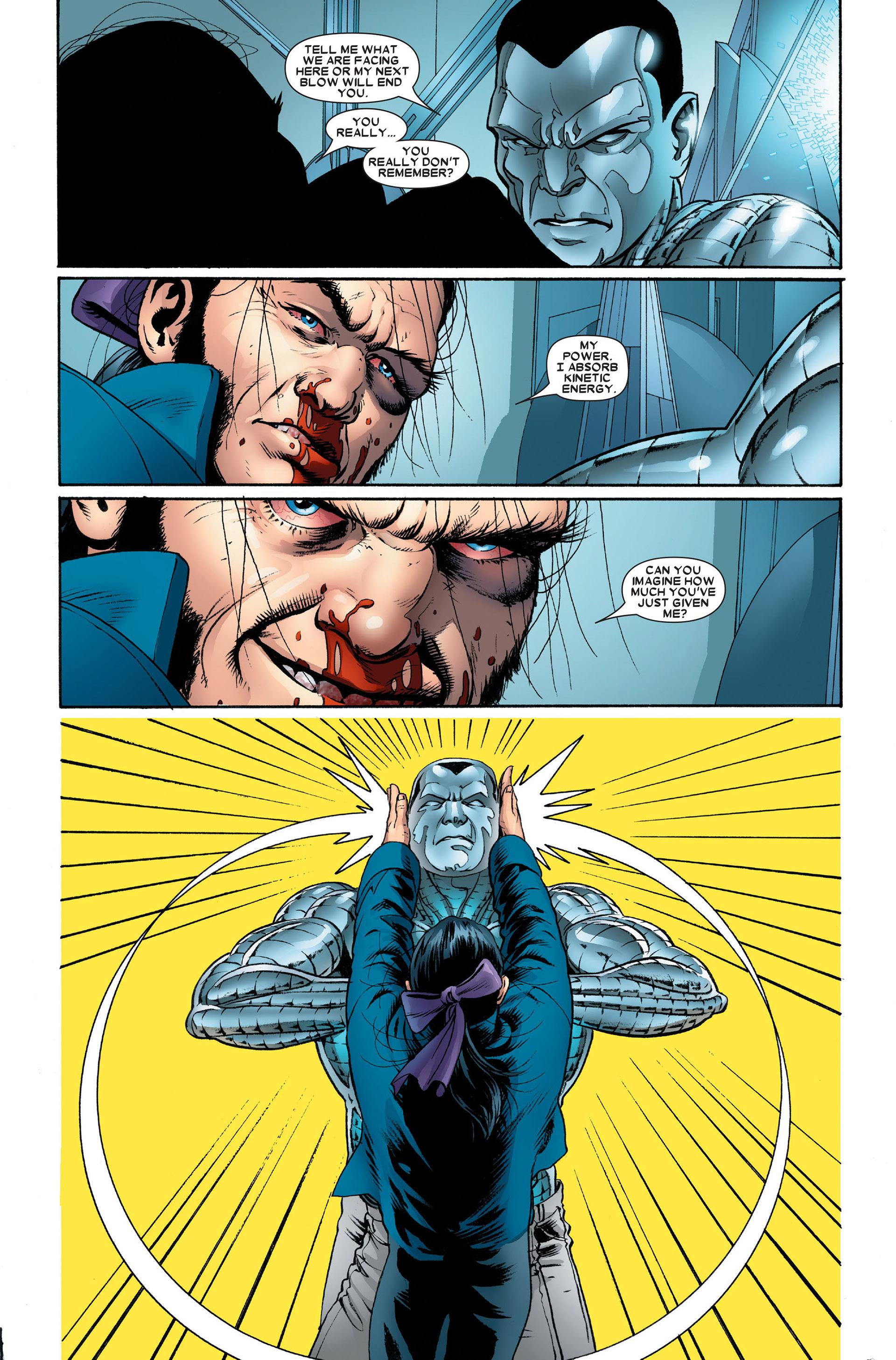 Read online Astonishing X-Men (2004) comic -  Issue #15 - 21