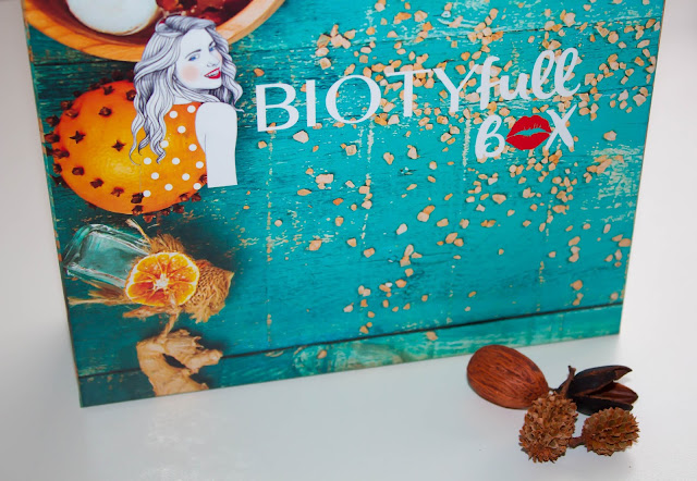 La Biotyfull Box du mois de novembre éveille nos sens