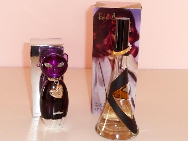 Alisha Mein Leben Und Ich Rihanna Katy Perry Parfüm