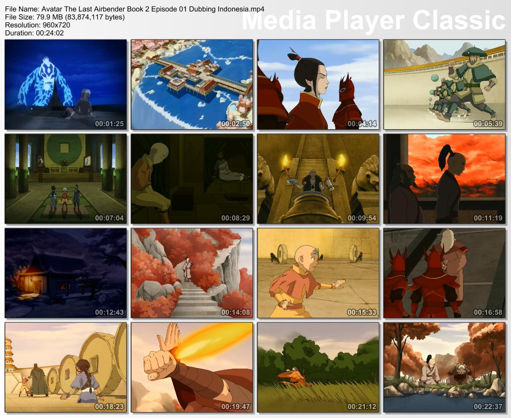download avatar korra book 1 full episode sub indo