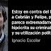 """Ignacio Escolar: """"Juan Luis Cebrián y las amenazas a la libertad de expresión"""""""