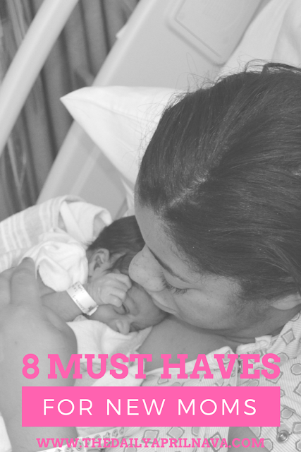 9 Must Haves For New Moms - TheDailyAprilnAva