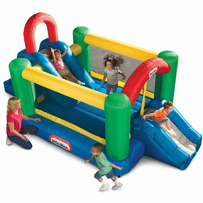 little kids bounce house rentals