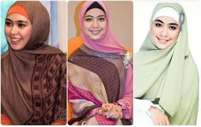 Model Busana Muslim Gamis Syar'i Terbaru