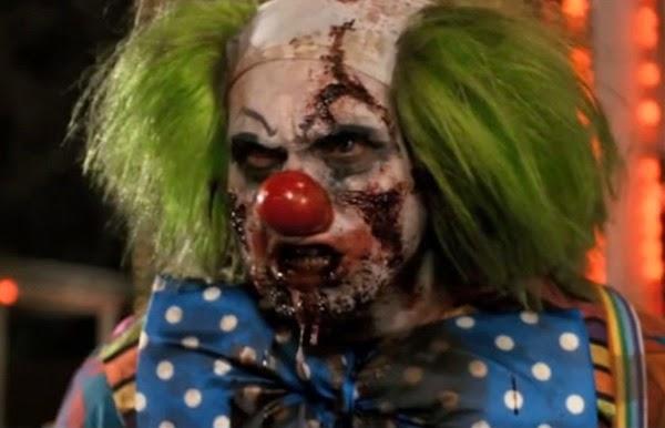 Payaso Zombieland - Los Payasos más terroríficos del cine
