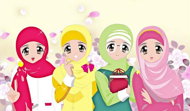 4 Wanita Kekasih Surga
