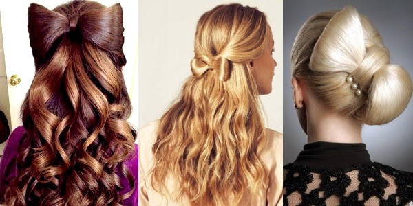 Hair Bow Styles: Image Gallery & Video Tutorials!