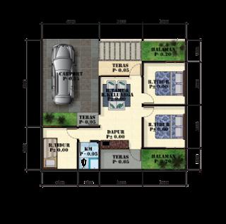 rumah baru murah jalan monjali