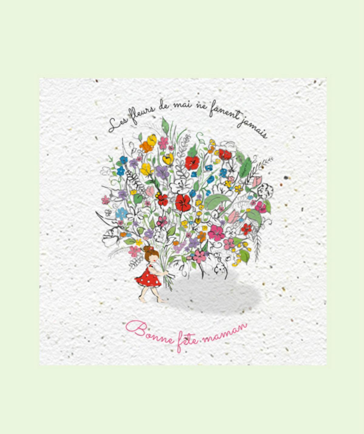 Concours spécial Fête des mères avec Papier Fleur-Lili LaRochelle à Bordeaux