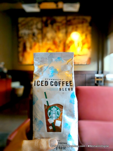 Starbucks Iced Coffee Blend