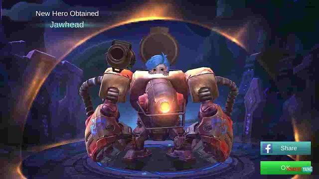 pihak Moonton selaku pengembang Game Mobile Legend Guide Jawhead Mobile Legend, Build, Skill, Ability Yang Cocok, Hingga Tips Menggunakannya