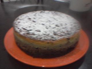 Choc Moist Cheese Cake