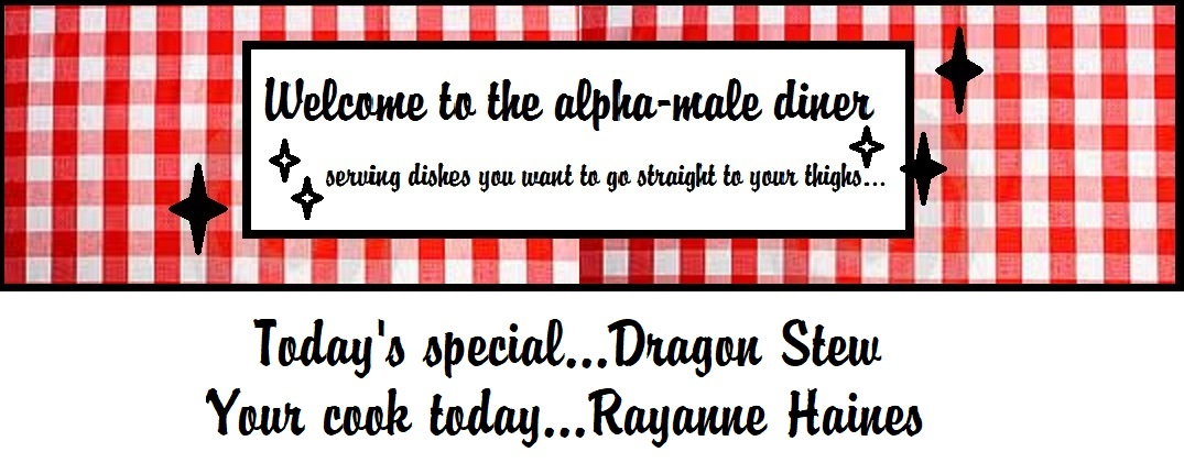 Alpha Male Diner: Dragon Stew (Fire Born by Rayanne Haines