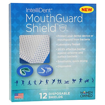 IntelliDent MouthGuard Shield