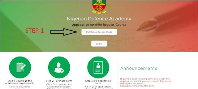 NDA Recruitment 2018